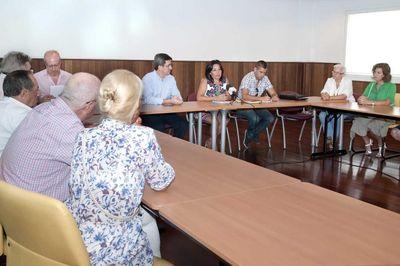 El Ayuntamiento Atiende las Principales Demandas de los Vecinos de la Zona de Solymar.