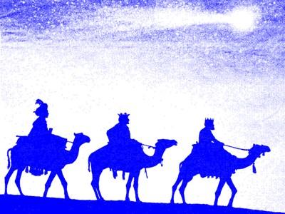 Cabalgata de Reyes Magos 2008