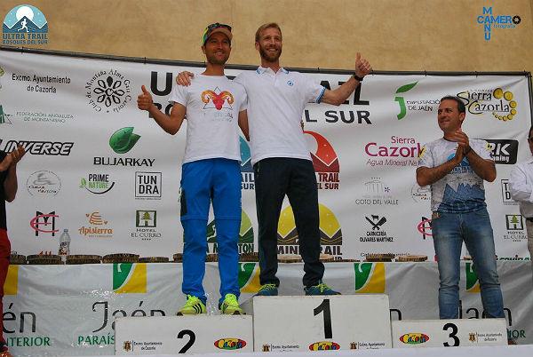 El benalmadense Rubén Heemskerk Herrero, Campeón Senior de Andalucía de Ultratrail