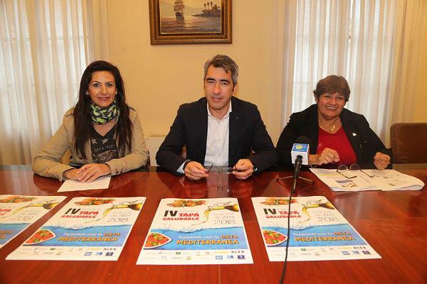 Arranca el plazo de inscripción para la participación en la IV Ruta de la Tapa Saludable