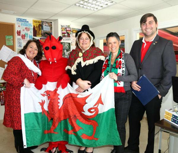 La comunidad Galesa celebrará el próximo 1 de marzo el Día de San David