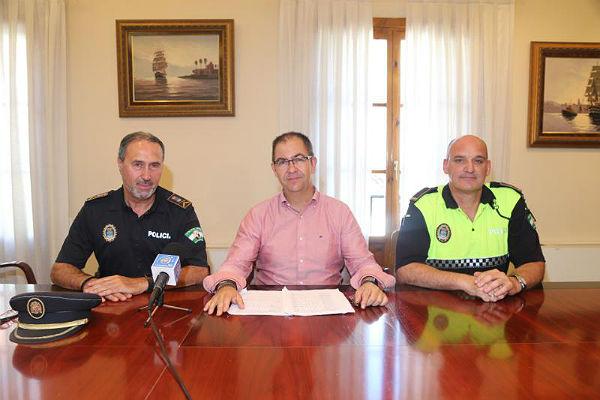 La Policía Local cursa más de 300 sanciones por incumplimiento de las Ordenanzas Municipales durante este año