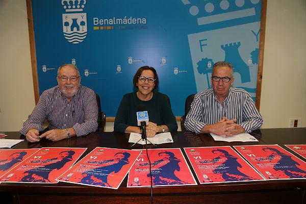 La VI Semana Flamenca de Benalmádena rinde homenaje a Miguel Hernandez
