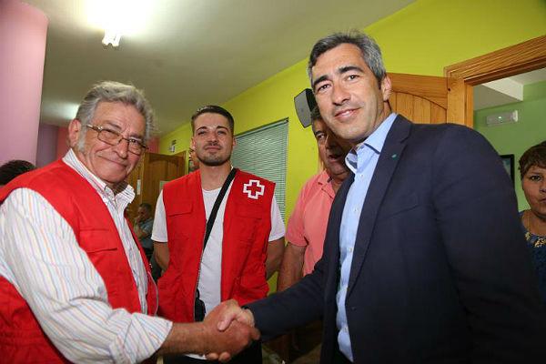 El Alcalde y las Concejalas Alicia Laddaga e Irene Díaz visitan programa 'Contamos Contigo; Sin Barreras. También Podemos Bailar'