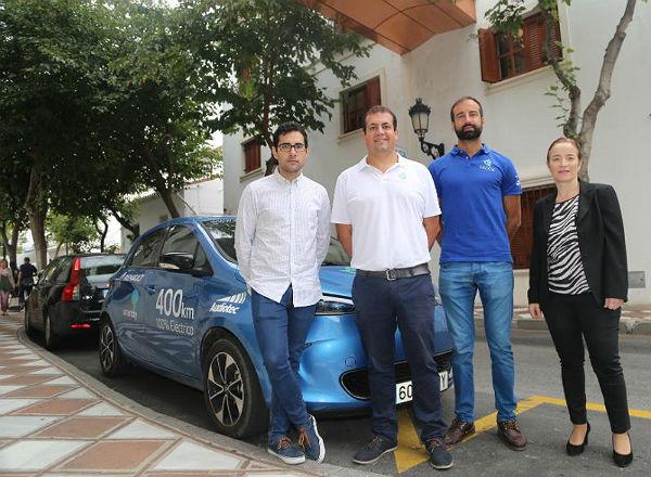 'Mi Ciudad Inteligente', un proyecto de análisis y difusión de 'Smart Cities' y Movilidad Sostenible, visita Benalmádena