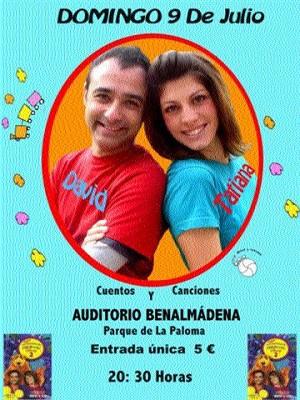 Festival Infantil los niñós protagonistas del Verano 06