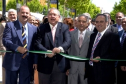 Éxito de la VI Feria de Muestras de Empresas de Benalmádena