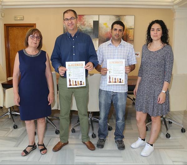 El Edificio Innova acogerá un Torneo de Ajedrez a beneficio de la Asociación ABAD