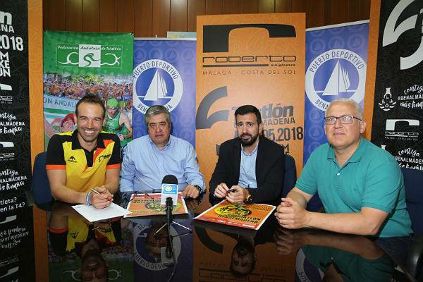 El Triatlón Benalmádena se integra en su sexta edición en el calendario oficial del Circuito Andaluz