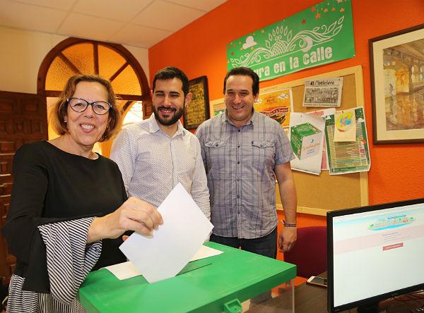 Benalmádena celebra su primera jornada para el voto presencial en los Presupuestos Participativos