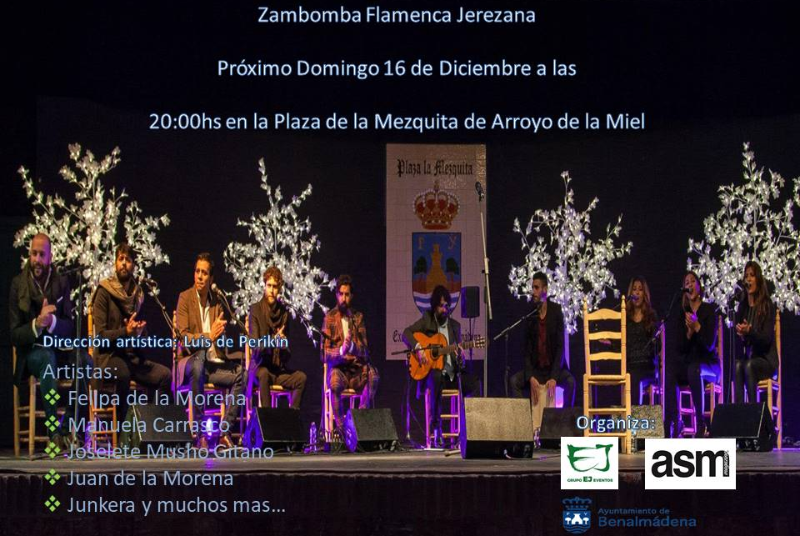 ZAMBOMBA FLAMENCA JEREZANA