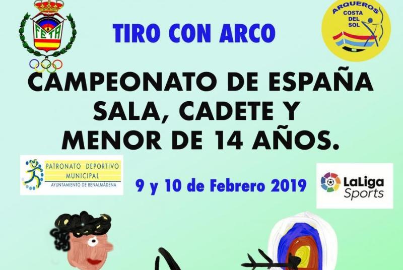 CAMPEONATO DE ESPAÑA DE TIRO CON ARCO
