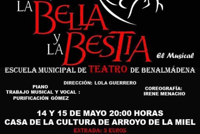EL MUSICAL 'LA BELLA Y LA BESTIA'