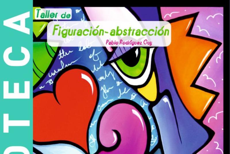TALLER INFANTIL DE FIGURACIÓN Y ABSTRACCIÓN, COORDINADO POR PABLO RODRÍGUEZ GUY