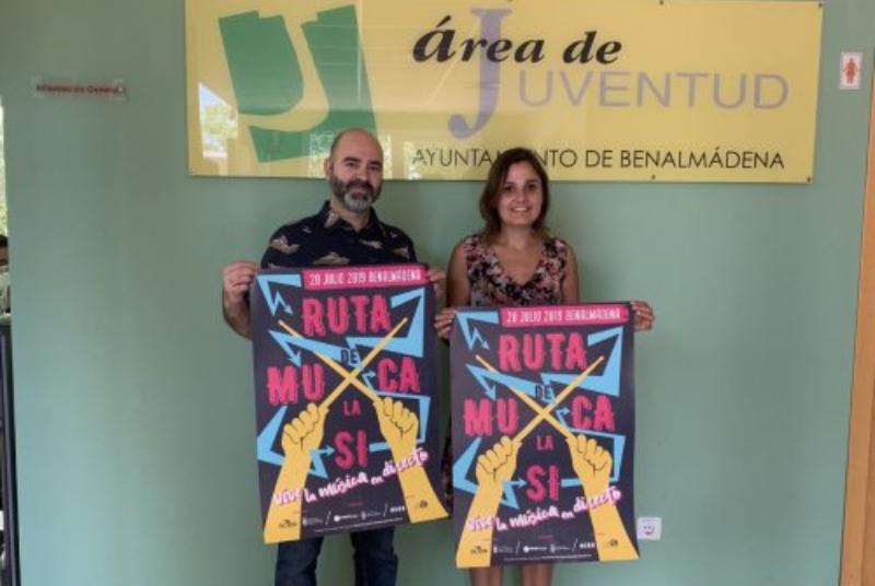 II RUTA DE LA MÚSICA DE BENALMÁDENA