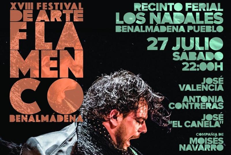 XIX FESTIVAL DE ARTE FLAMENCO DE BENALMÁDENA