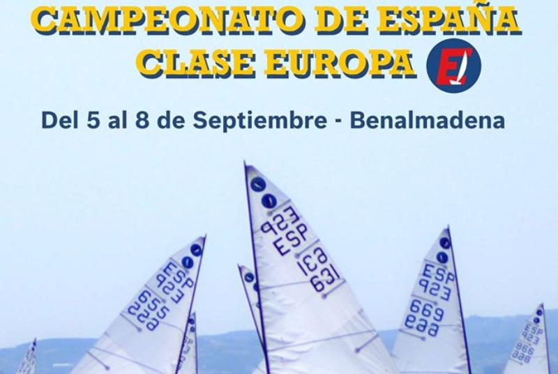 CAMPEONATO DE ESPAÑA DE VELA. CLASE INTERNACIONAL EUROPA.