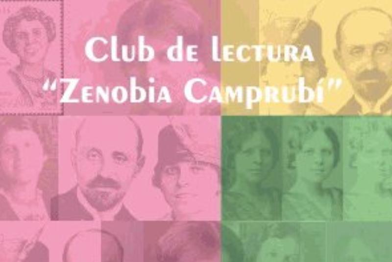 READING CLUB ZENOBIA CAMPRUBÍ, COORDINATED BY OLGA LÓPEZ DE LERMA