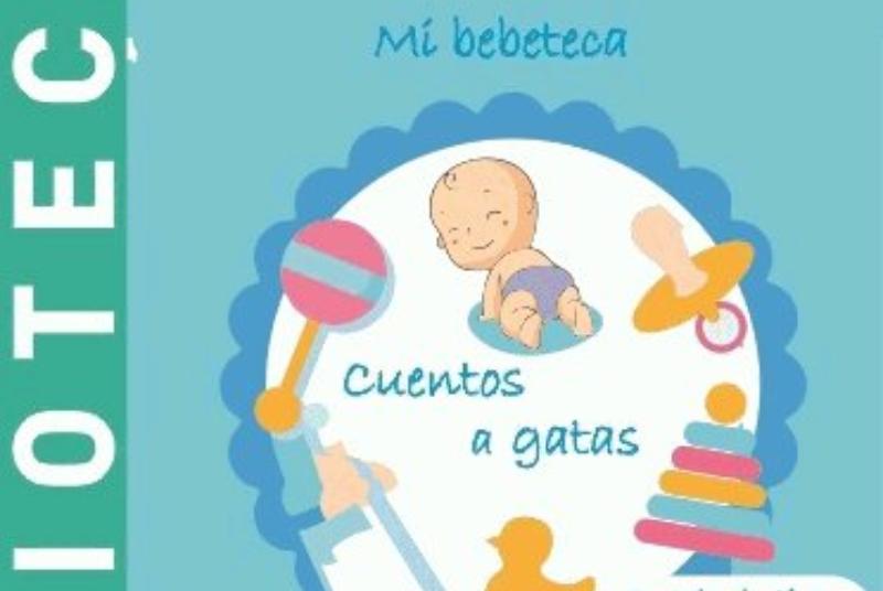 MI BEBETECA, CUENTOS A GATAS, CON EL COLECTIVO HUERTO FILOSÓFICO.