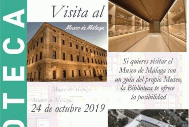 VISITA AL MUSEO DE MÁLAGA