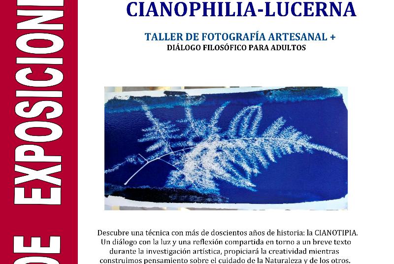 CIANOPHILIA-LUCERNA TALLER DE FOTOGRAFÍA ARTESANAL