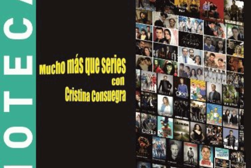 'MUCH MORE THAN SERIES' WITH CRISTINA CONSUEGRA.