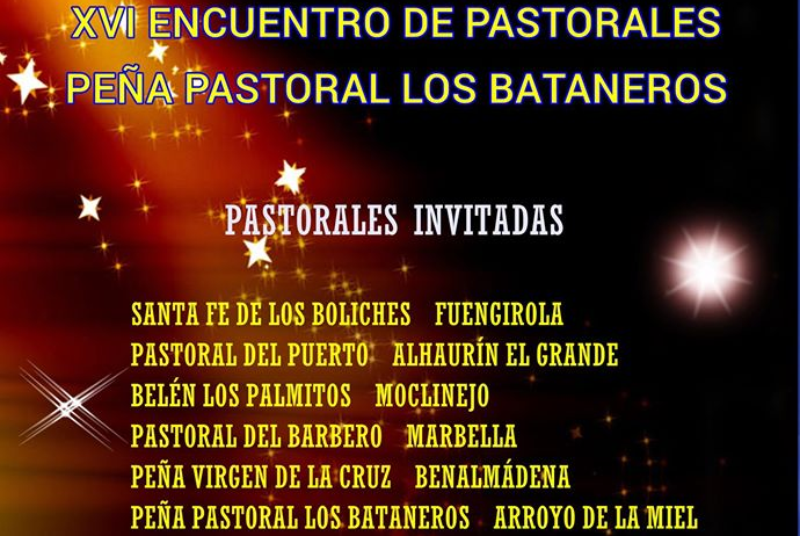 XVI ENCUENTRO DE PASTORALES