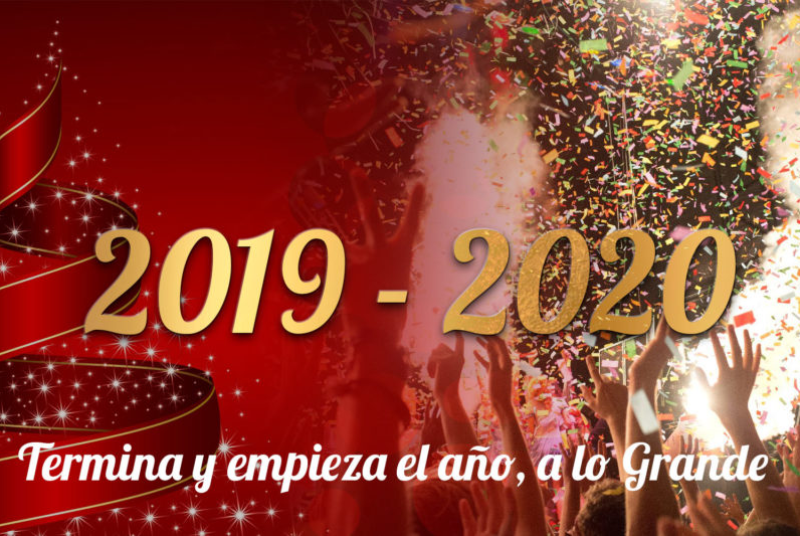 NEW YEAR'S EVE PARTY IN ARROYO DE LA MIEL