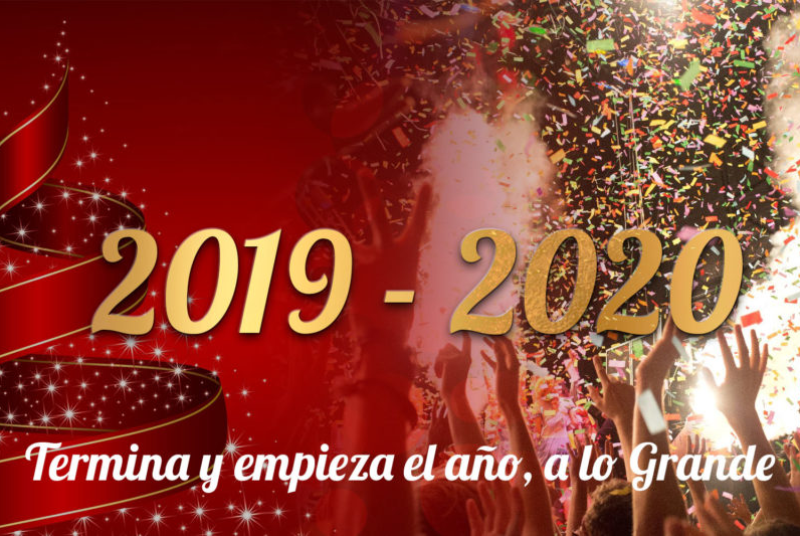 NEW YEAR'S EVE PARTY IN BENALMÁDENA PUEBLO
