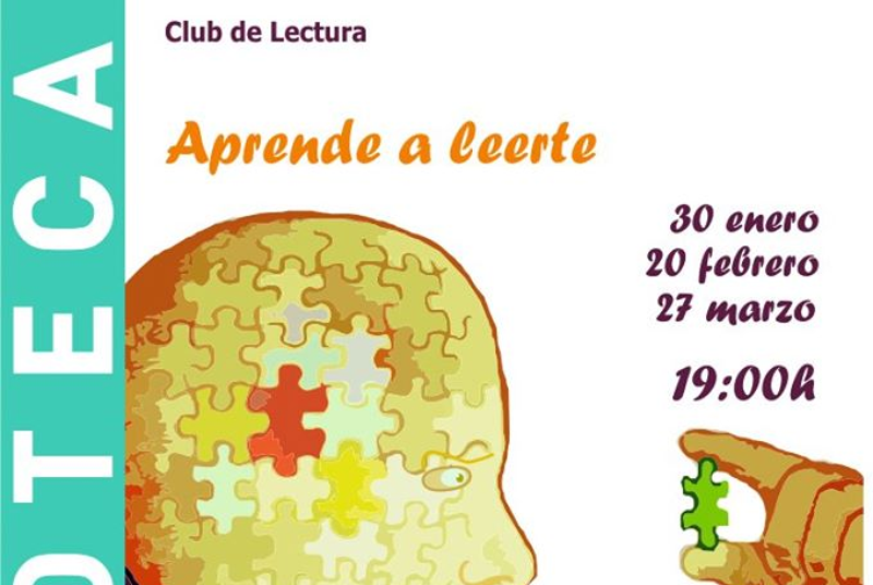"BOOK CLUB ""APRENDE A LEERTE"" COORDINATED BY OLGA PRIETO BLANCO."