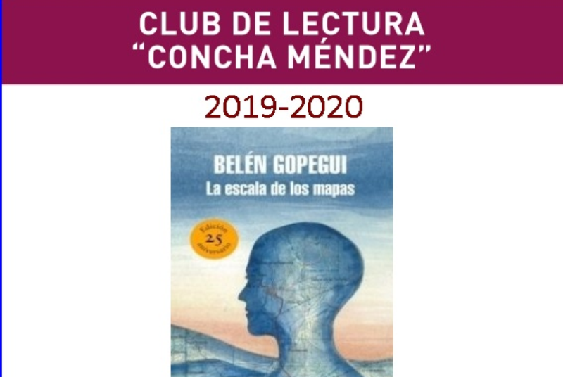 BOOK CLUB 'CONCHA MÉNDEZ' COORDINATED BY ENGRACIA GALLEGO CEMILLÁN.