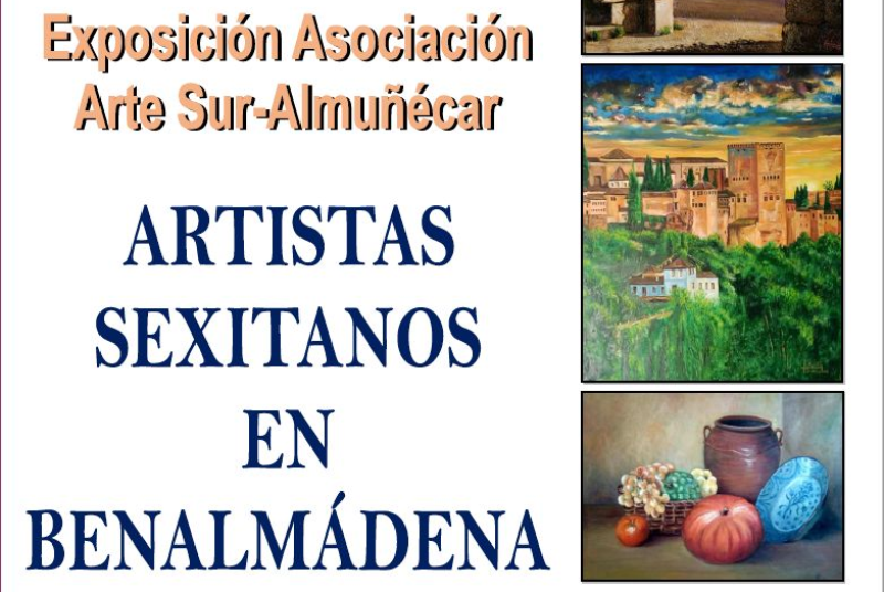 """SEXITANOS"" ARTISTS IN BENALMADENA"