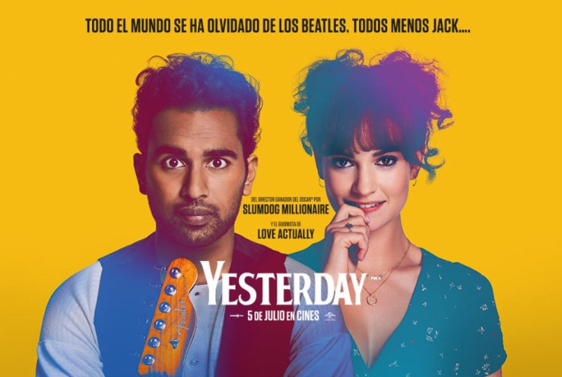 CINEMA: YESTERDAY