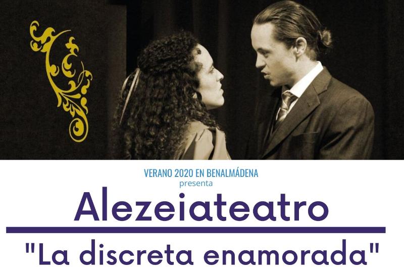 TEATRO: ALEZEIATEATRO 'LA DISCERTA ENAMORADA'