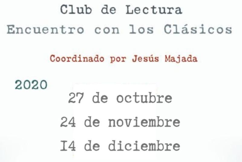 BOOK CLUB ENCUENTRO CON LOS CLÁSICOS