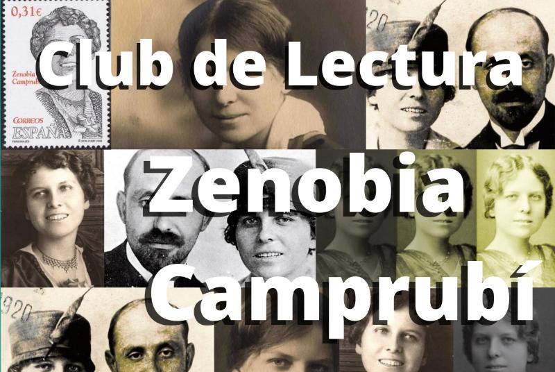 BOOK CLUB ZENOBIA CAMPRUBÍ, COORDINATED BY OLGA LÓPEZ DE LERMA