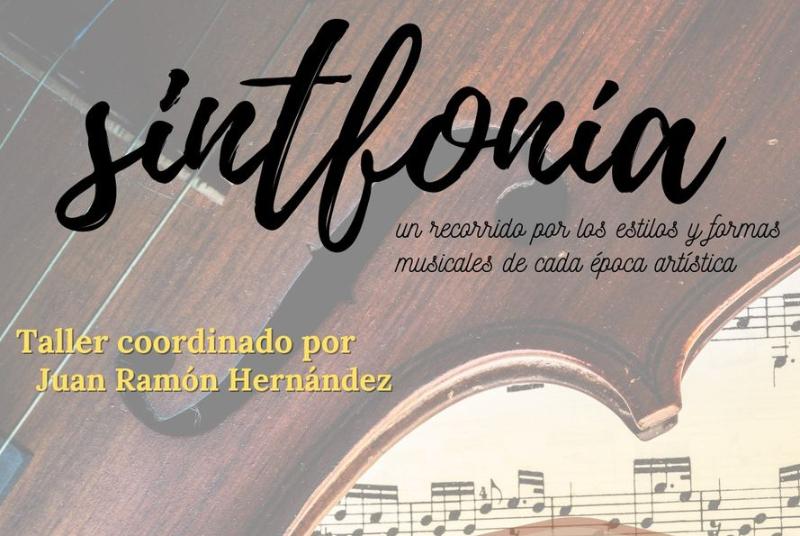 SINTFONÍA, COORDINATED BY JUAN RAMÓN HERNÁNDEZ