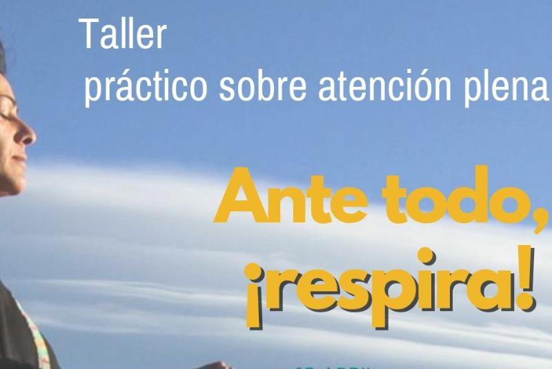ANTE TODO, ¡RESPIRA! COORDINADO POR GRACIA CODES