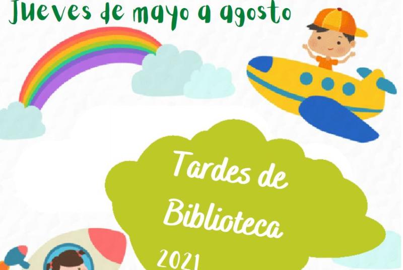 TARDES DE BIBLIOTECA