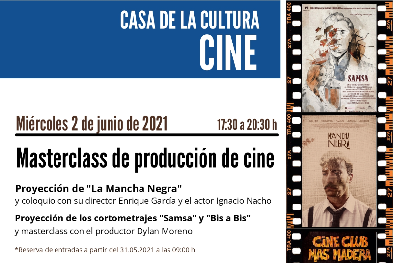 MASTERCLASS DE PRODUCCIÓN DE CINE