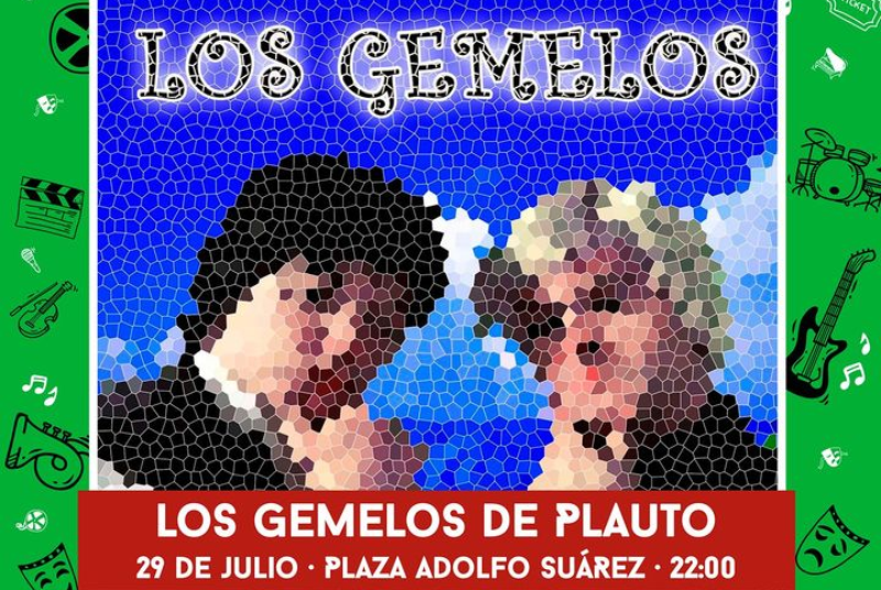 """CULTURA EN LA CALLE: ALEZEIATEATRO """"Los Gemelos de Plauto"""""""